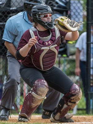 Jenna Maguire had a .528 batting average, 14 doubles, scored 29 runs, hit six homers and drove in 33 for Wayne Hills this season.