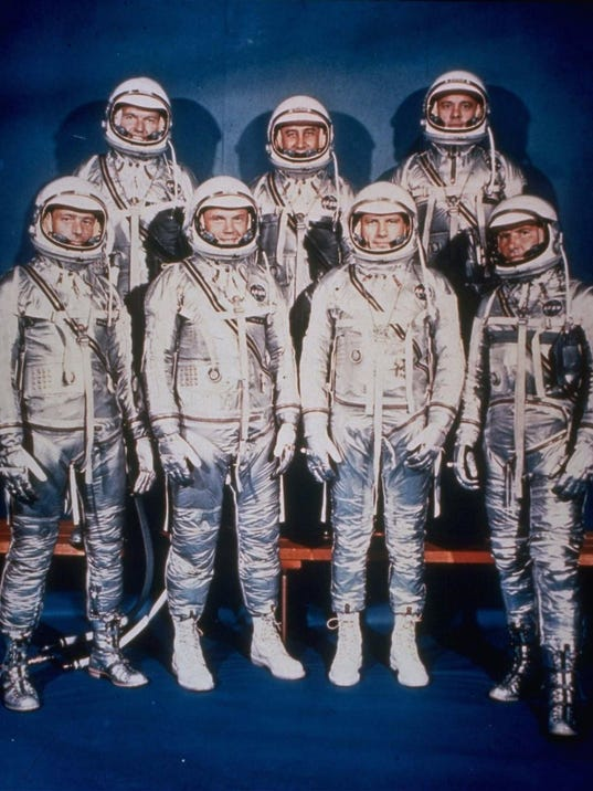Space: The Original Seven U.S.A