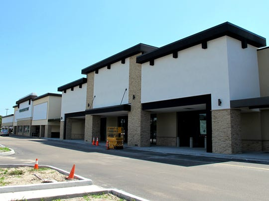A Saks Fifth Avenue Off 5th store is being built in the space between Fresh Market and Big Lots in Park Shore Plaza in Naples. The new store is expected to open before the end of 2016.