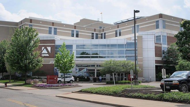 Aultman Hospital.