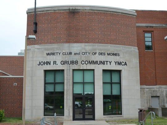 The John R. Grubb Community YMCA.