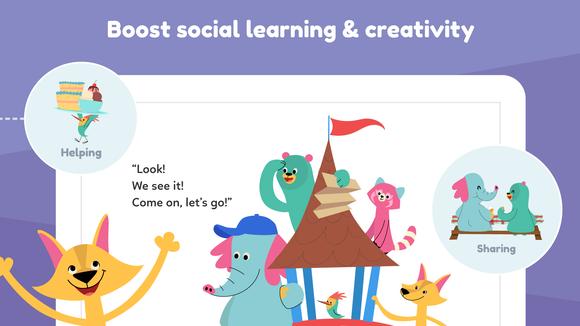 Khan Academy Kids a new educational app for kids 2