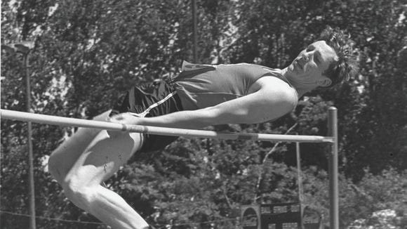 Former OSU great Dick Fosbury was a 1968 Olympic gold medalist in the high jump.