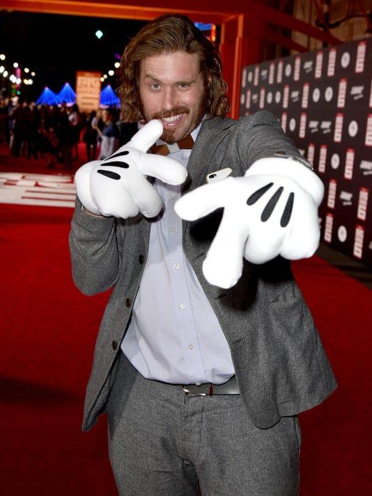 "Premiere Of Disney's ""Big Hero 6"" - Red Carpet"