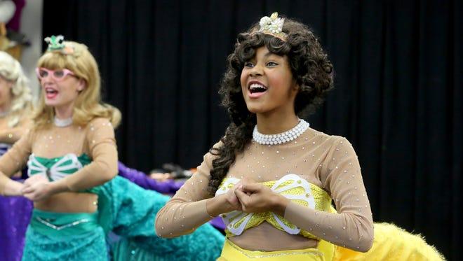 The Children's Theatre presents Disney's The Little Mermaid Jr. at the Taft Theatre