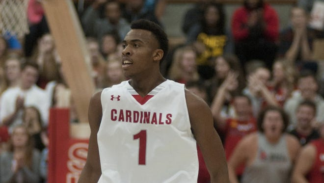 Southport's Paul Scruggs is one of the MIdwest's most highly-sought recruits.