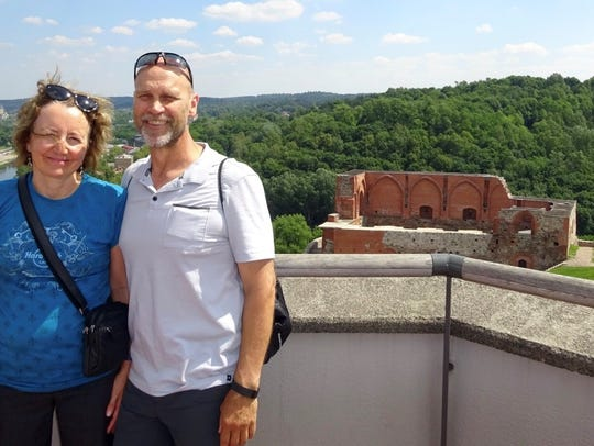 Rick and Sue Eloranta, Owen-area educators, were convinced
