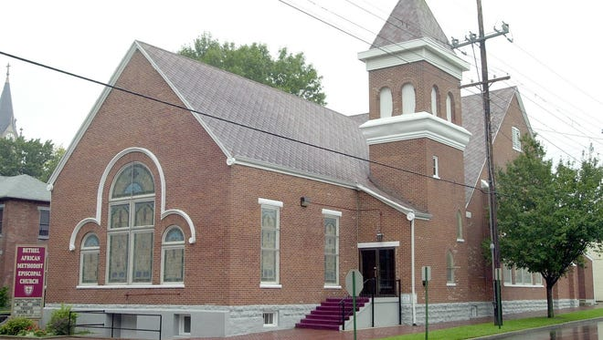 Bethel AME Church, located at 200 S. Sixth St. in Richmond, has used this building since 1869.