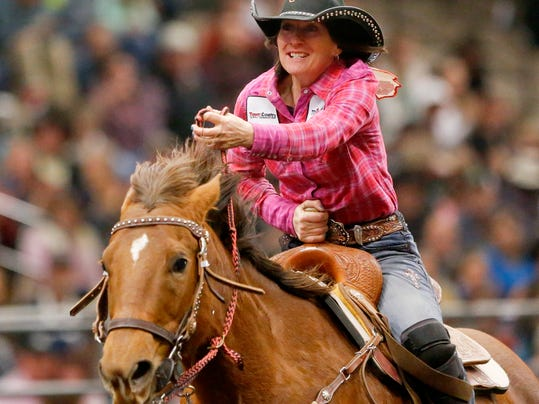 Rodeo Friday S Ram National Circuit Finals Results