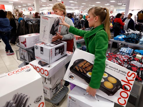 Investors looking for last-minute stock deals on retailers might be disappointed.