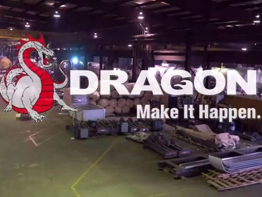 Products made by Dragon PES Inc. — which is based in Beaumont — serve the energy and industrial industries, with products including trailers, tanks, rigs and pumps.