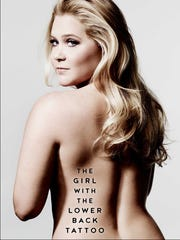 """The Girl With the Lower Back Tattoo"" book by Amy Schumer"