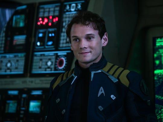 Anton Yelchin played Chekov in 'Star Trek Beyond.'
