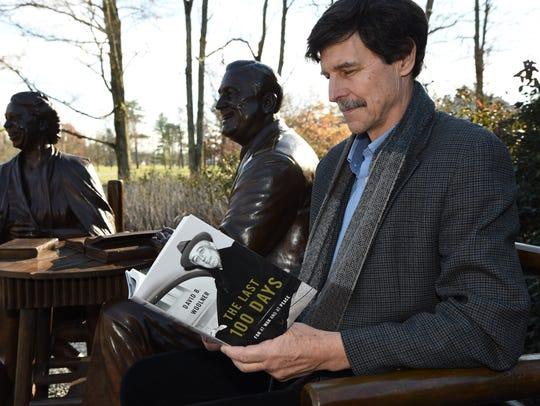 David Woolner, senior fellow and resident historian