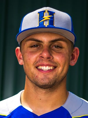 Henderson Flash infielder/outfielder Jacob Mulcahy