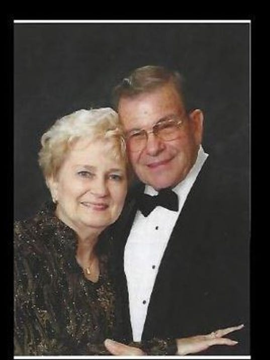 Anniversaries: Don Meyer & Marie Meyer
