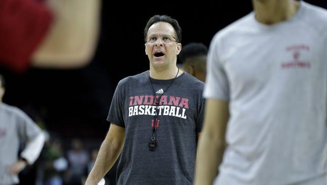 Tom Crean has a team that should contend again in the Big Ten.