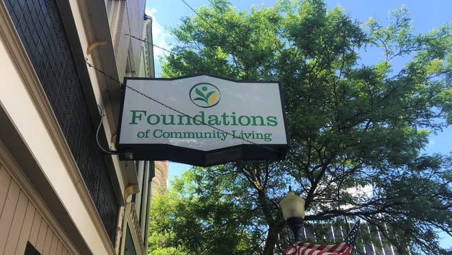 Foundations of Community Living has moved from N 8th St. to Jake's Cafe.