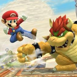 Super Smash Bros. Wii U features 8 player brawls
