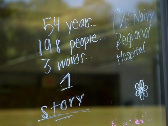 McNairy Regional Hospital recently closed its doors