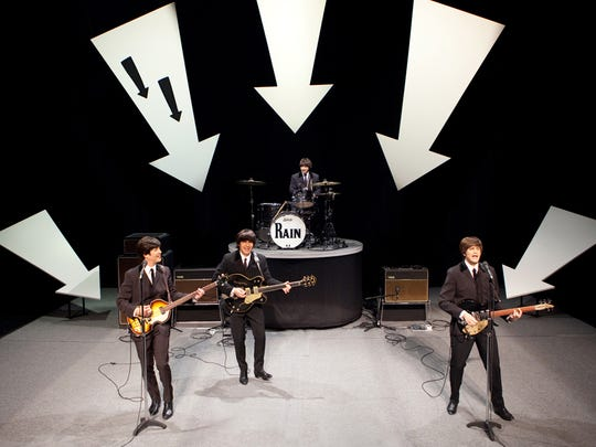 RAIN: A Tribute to the Beatles.