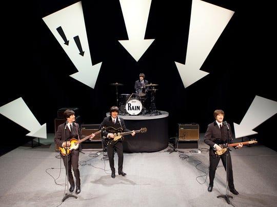 RAIN: A Tribute to the Beatles.