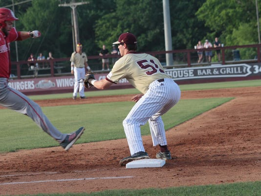 ULM vs ULL Baseball