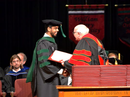 William Carey University of Osteopathic Medicine's Graduation | Gallery