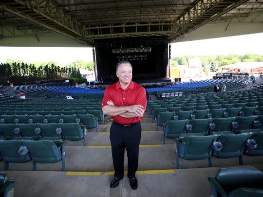 Freedom Hill owner Tom Celani at the venue in 2015.