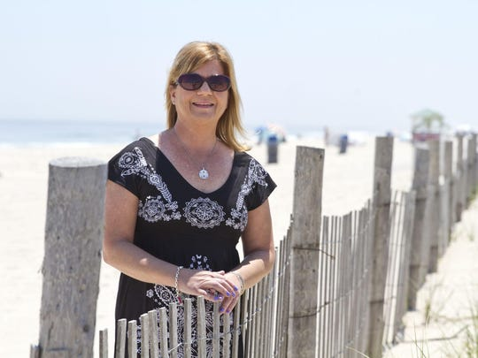 """Jen Doktorski of East Brunswick just wrote a book titled """"The Summer After You and Me."""""""