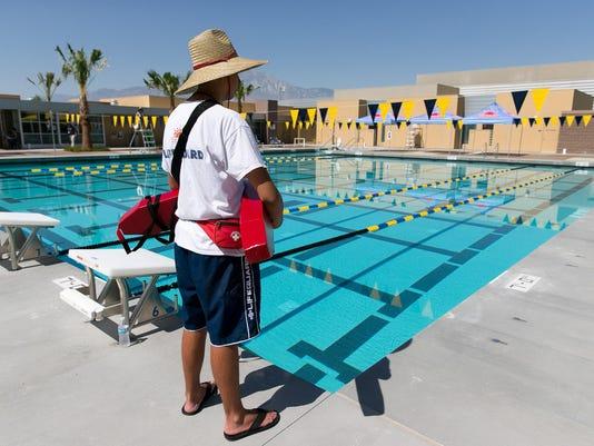 John Furbee Aquatics Center Opening Ceremony