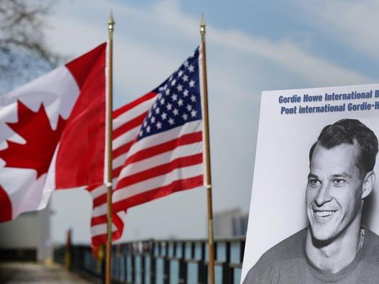 DFP Gordie Howe brid