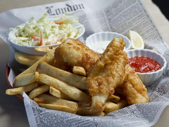 Velo fish and chips