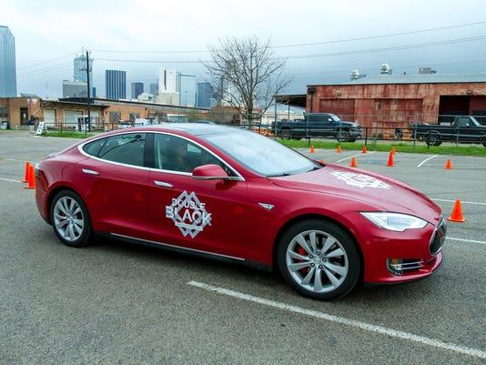 Tesla Motors' Model S