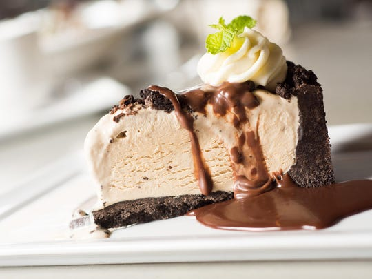 Chef Michael Woodall of Bistro 7 is offering mud pie and other dishes at the Oct. 17 after-party for the Chef Showdown held earlier during the day.