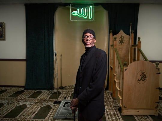Imam Abdullah Bey El-Amin at Crescent PreNeed Funeral