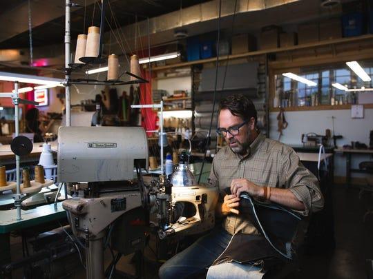 Eric Yelsma started Detroit Denim, to repair any brand