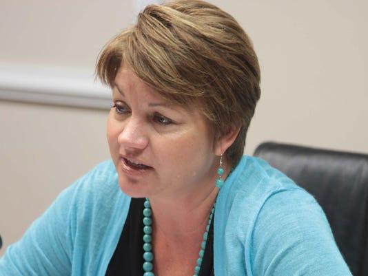 Editorial Board - Dr. Sandra Woodley
