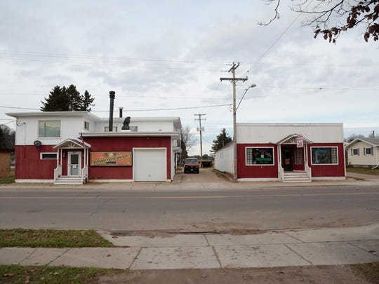 The Trenary Home Bakery and Trenary Toast Café are seen on Nov. 17, in Michigan's Upper Peninsula. The business makes and ships its famous cinnamon toast that has been a staple to people from the U.P. around the U.S.