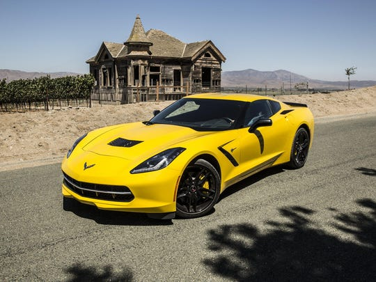 The Chevrolet Corvette Stingray is much faster than an Audi R8, Porsche 911 Carrera, or BMW M3.