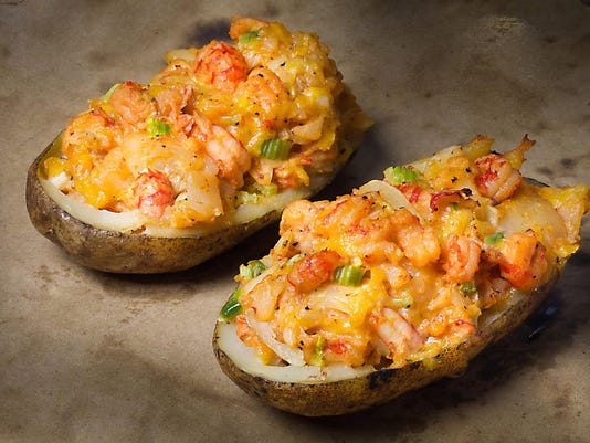 Crawfish Baked Potato Main