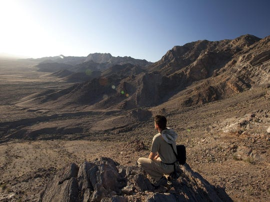 The Mojave Trails National Monument spans 1.6 million