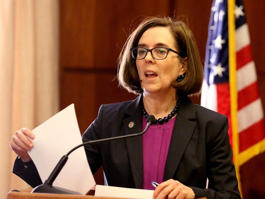 Optional photo of Kate Brown