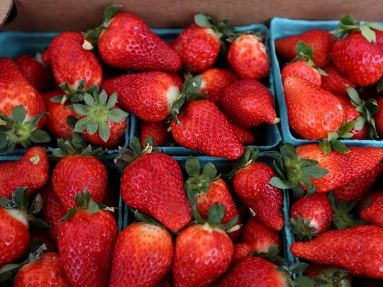 Salem Public Market's Annual Strawberry Festival, June 11