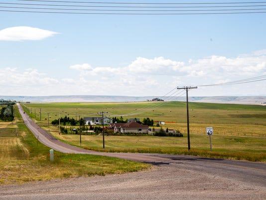 Fox Farm Road