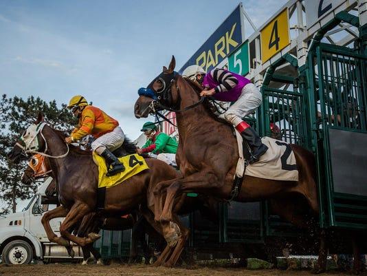 DFP horse racing in