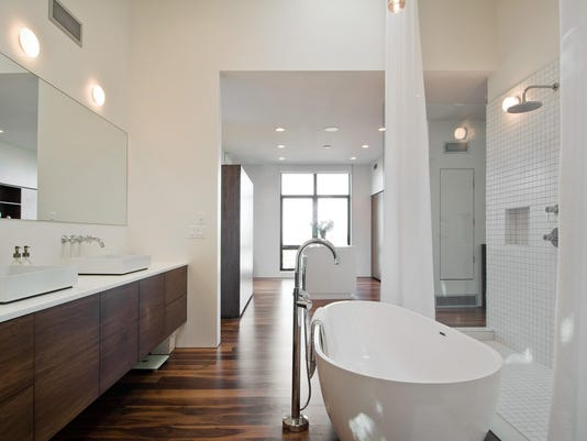 Modern Bathroom 1