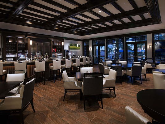 The Colony Golf & Country Club bar