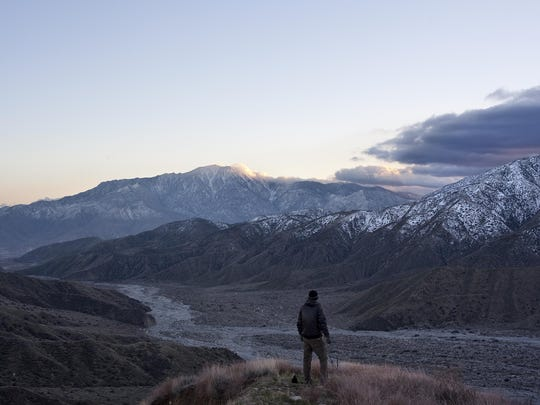 The Sand to Snow National Monument is an ecological and cultural treasure and one of the most bio-diverse areas in southern California. It also hosts miles of the famous Pacific Crest Trail.