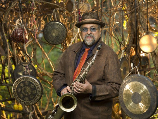 Joe Lovano performs Friday with Brian Blade at Orchestra Hall at the Max M. Fisher Music Center.